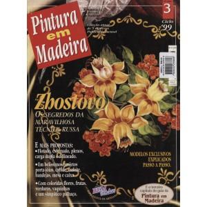 Pintura em Madeira 3 (99003)