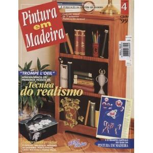 Pintura em Madeira 4 (99004)