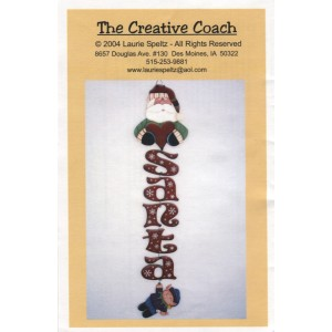 Hanging Santa (LS/02)
