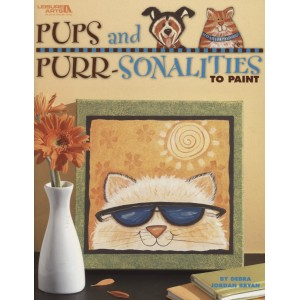 Pups and Purr Sonalities Paint (22645LA)