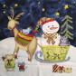 Painel Joy Love Peace Noel (9275/71)