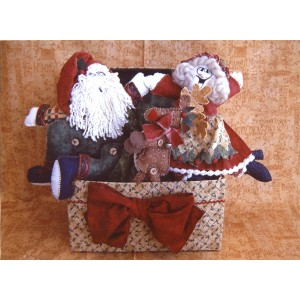 Santa in the Box (C&LC030)