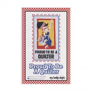 Proud to be a Quilter (ABD213)