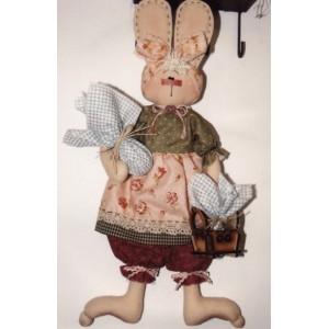 Boneca Coelha Betina (JAD/46)