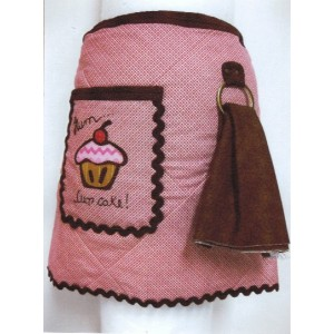 Apostila Avental Cup Cake (DPO-03)