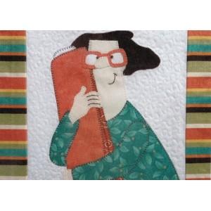 Apostila Hug The Fabric (KK/91)
