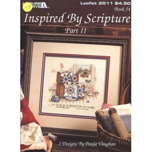 Inspired By Scripture Parte 2 (2511LA)