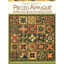 Pieced Appliqué Intricate blocks made easy