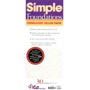 Papel para Foundation