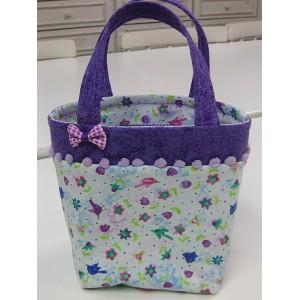 Bolsa Lilac Floral