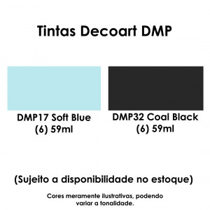 Tinta Decoart 2 OZ DMP