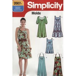 Molde Simplicity 2007P