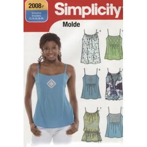 Molde Simplicity 2008P