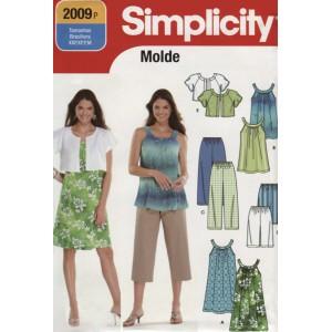 Molde Simplicity 2009P