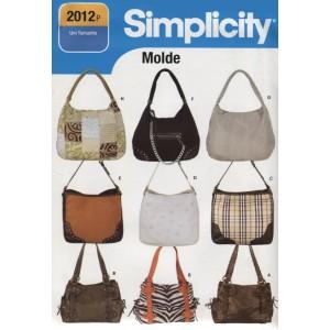 Molde Simplicity 2012P