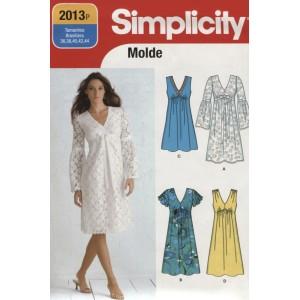 Molde Simplicity 2013P
