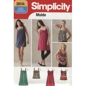 Molde Simplicity 2014P