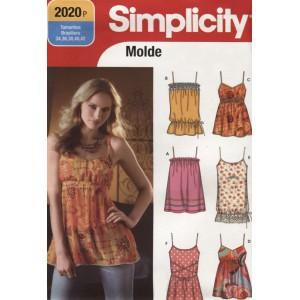 Molde Simplicity 2020P