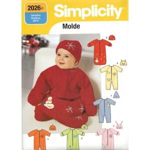 Molde Simplicity 2026P