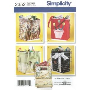Molde Simplicity 2352P