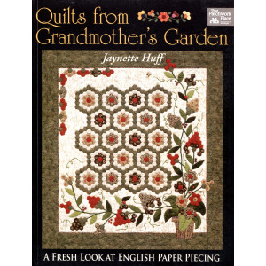 Quilts from Grandmothers Garden (B753X)