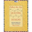 Follow the Line Quilting Designs (B696)