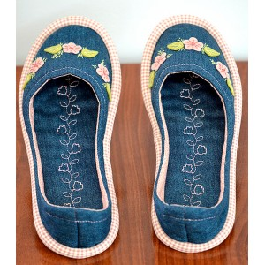 Sapatilha  Jeans