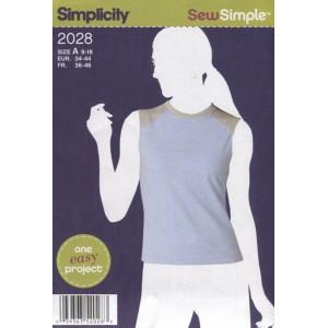 Molde Simplicity 2028A