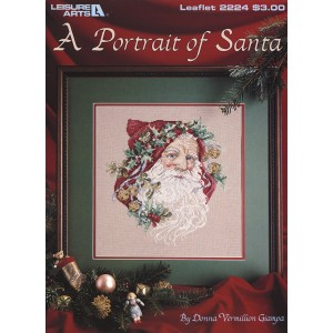 A Portrait of Santa (2224LA)
