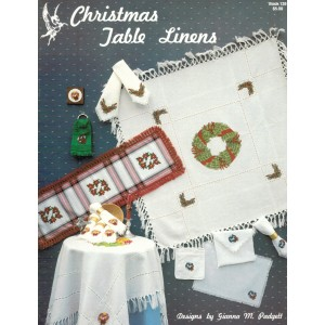 Christmas Table Lines (BOOK139)