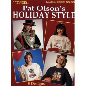 Pat Olson's Holiday Style