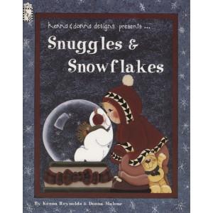 Snuggles e Snow Flakes (40102)