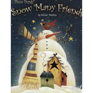 Snow Many Friends (02588)