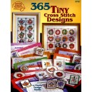 365 Tiny Cross Stitch Designs (3732LA)