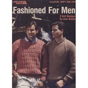 Fashioned for Men (801PR)