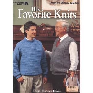 His Favorite Knits (2002PR)