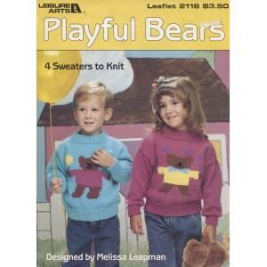 Playfull Bears (2116PR)