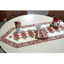 Caminho de mesa Chateau Rouge