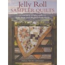 Jelly Roll Sampler Quilts (338445)