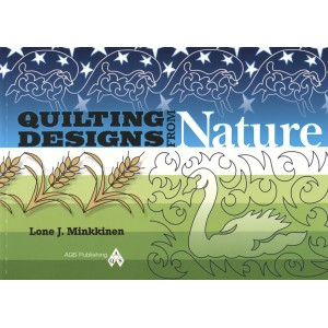 Quilting Designs from Nature (8524)