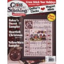 Cross Stitch Your Holidays (CCS1205)