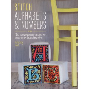 Stitch Alphabets & Numbers (303917)