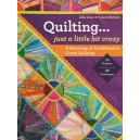 Quilting just a little bit crazy (11010)