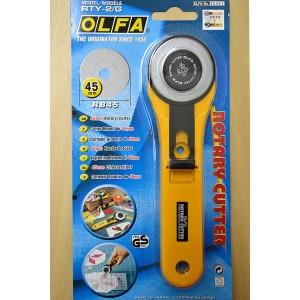 Cortador Olfa 45mm