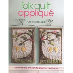 Folk Quilt Apliqué (338261)