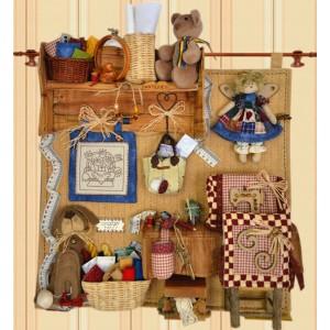 Aulas de Bonecas de Pano