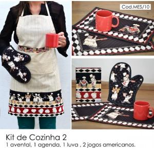 Kit Cozinha Completo (MES/10)