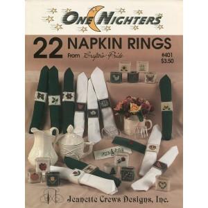 22 Napkin Rings (401)
