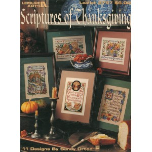 Scriptures of Thanksgiving (2797LA)