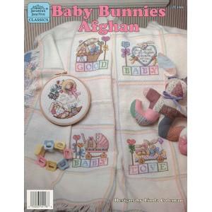 Baby Bunnies Afghan (JL166)